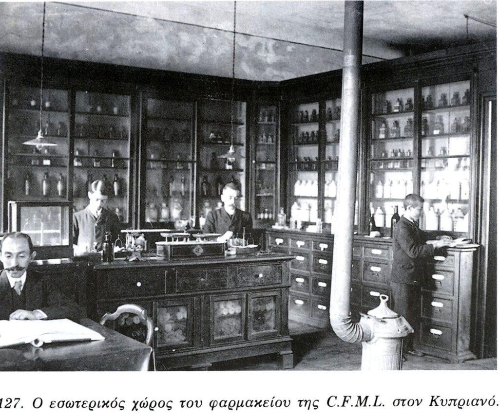 Εσωτερικό Φαρμακείου